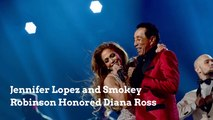 Jennifer Lopez, Smokey Robinson, Alicia Keys, Diana Ross In Grammys Motown Tribute