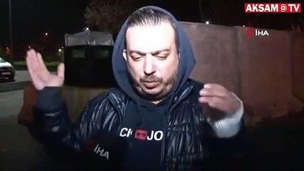 Oyuncu Özgür Aydın taksi şoförüne darp iddiasıyla gözaltına alındı