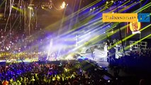 Davido sold out 02 Arena London on stage with Jamaican superstar Popcaan ( Part 1 )