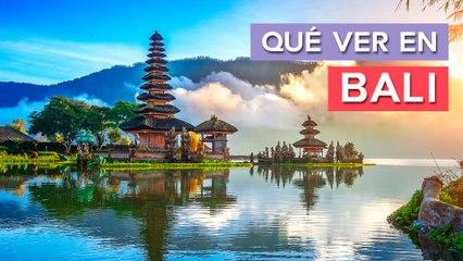 Qué ver en Bali | 10 Lugares imprescindibles