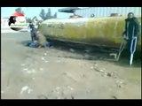 أزمة العراق  تقرير : براميل المالكي المتفجرة تقتل 609 في الفلوجة