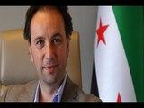 الخوجا رئيسا للائتلاف  ... و الائتلاف يعود الى حضن الوطن التركي  - هنا سوريا