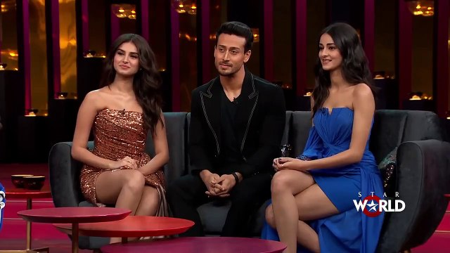 Koffee With Karan promo: Tara Sutaria has a crush on ex-Student of the Year