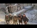 من درعا إلى إدلب هنا سوريا ترصد لحظات اقتحام الثوار لمعاقل النظام ومليشياته هنا سوريا