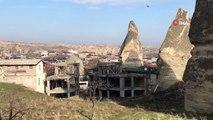 Kapadokya'da katliam devam ediyor