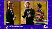 BigFlo et Oli cassent leur trophée des Victoires de la musique - ZAPPING PEOPLE DU 11/02/2019