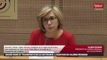 Grand Paris et transports en île-de-france : l'audition de valérie pécresse - Les matins du Sénat (11/02/2019)