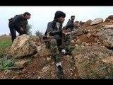 محاولات اقتحام فاشلة للنظام في ريف حمص الشمالي -جولة الرابعة