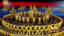 Nouvel an chinois : 20 000 adolescents pour un spectacle d'arts martiaux grandiose