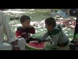 عشرات العائلات العراقية في بلدة دركوش تعاني من ظروف إنسانية مع اقتراب الشتاء