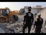 لليومِ التاسع على التوالي طيران الاحتلالِ الروسي والنظام يواصلان قصف إدلب