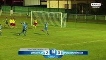 J21 : JA Drancy-Lyon Duchère AS (2-0), le résumé I National FFF 2018-2019