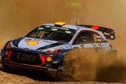 WRC-Rallyes 2018