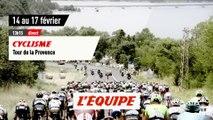 Tour de la Provence 2019, bande-annonce - CYCLISME - TOUR DE LA PROVENCE