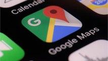Google Maps Testing AR Mode