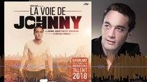 """Interview Jean-Baptiste Guégan """"La voix de Johnny"""" à Rognac"""