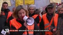 Éducation : une école du Puy-de-Dôme mobilisée contre la fermeture d'une classe