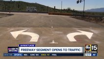 Portion of South Mountain Freeway opens