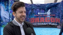 Christopher Mintz-Plasse Is Fishlegs In 'How to Train Your Dragon: The Hidden World'