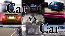 Ford GT 2017 vs Ford GT 2005 - Acceleration start up & Exhaust Sound