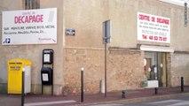 Le centre de décapage, à Saint-Maur-des-Fossés.