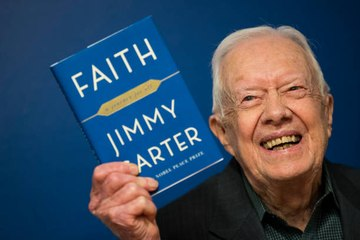 jimmy carter wins grammy for audiobook faith a journey for all