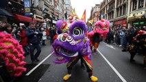Londres célèbre le Nouvel An chinois dans la ferveur