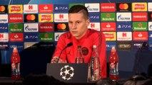 Replay: press conferences before Manchester United-Paris Saint-Germain