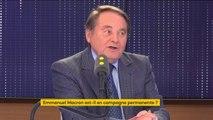 """""""J'attends que le président Macron réponde à nos propositions"""", déclare le vice-président de l'Association des maires de France"""