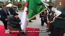 Abdelaziz Bouteflika : le président algérien brigue un cinquième mandat à 81 ans