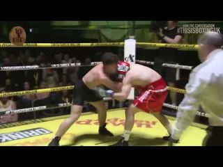 *PUNCHED THRU THE ROPES!* THIS IS BOXING SEASON 2 - Ribeiro Vs Marden Jr