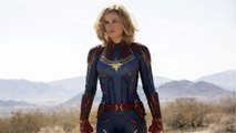New 'Captain Marvel' Behind-the-Scenes Video Released