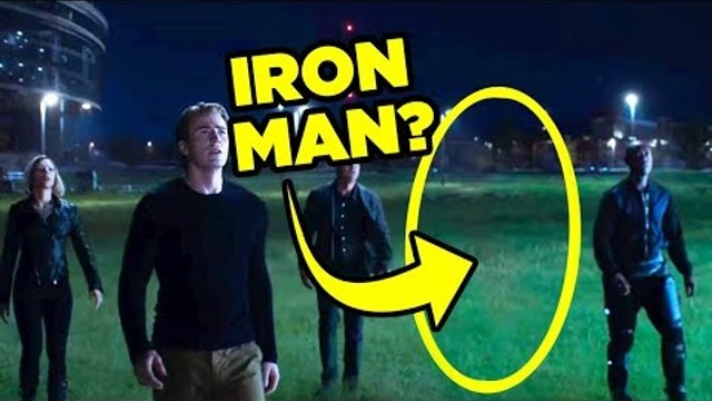 Avengers: Endgame - Super Bowl Trailer Reaction