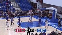 Isaac Humphries Posts 14 points & 16 rebounds vs. Delaware Blue Coats