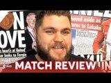 Howson: Fulham 0-3 Manchester United PREMIER LEAGUE REVIEW