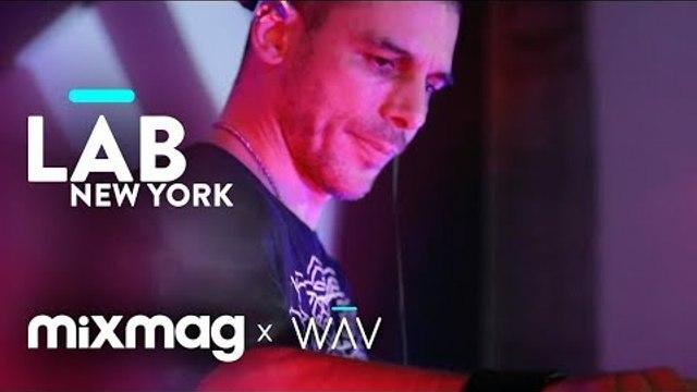 DJ W!LD all original set in The Lab NYC
