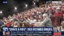 """Le film de François Ozon """"Grâce à Dieu"""" émeut des victimes présumées du père Preynat"""