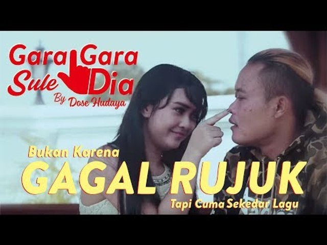 Sule - Gara Gara Dia (Official Video Clip)