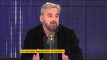 """""""L'antisémitisme est une chose sérieuse, ce n'est pas un outil pour chercher à salir des opposants politiques (...) le mouvement des #giletsjaunes, ce n'est pas un mouvement antisémite"""" répond Alexis Corbière, député LFI"""
