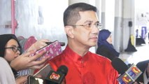 Azmin: MAHB and Air Asia must sit down to resolve the matter