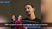 MU-PSG : le favori de Zlatan Ibrahimovic