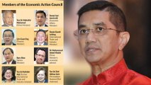 Azmin: Choice of EAC members was PM's decision