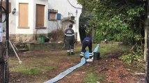 Le corps d'un disparu recherché dans le jardin d'une villa de Dilbeek (vidéo Germani)