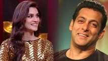 Kriti Sanon wishes to work with Salman Khan,find out | FilmiBeat