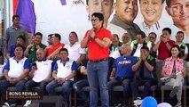 #PHVote: Pork barrel scam behind them? Jinggoy, Bong Revilla kick off their Senate bids