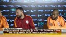 """Galatasaray, Kostas Mitroglou : """" je suis très heureux d'être là"""""""