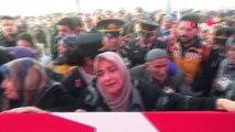 Şehit Astsubay Üstçavuş Yakup Avşar Niğde'de toprağa verildi