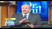 Shoutout to the guy who went on Dr. Phil, altered his image to look identical to Dr. Phil, and was kicked off by Dr. Phil