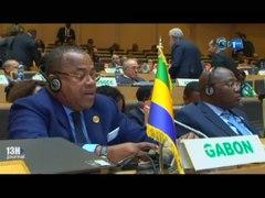 RTG Fin du 32 ème sommet de l UA à Addis Abeba Gabon fai