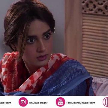Our Most Favorite Conversation _ Ranjha Ranjha Kardi _ HUM TV _ HUM Spotlight